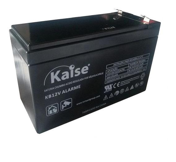 2 Baterias Selada Para Alarme 12v 4a