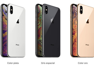 Apple iPhone Xsmax 64/256/512 Gb 12+12mp Ram Tienda Fisica