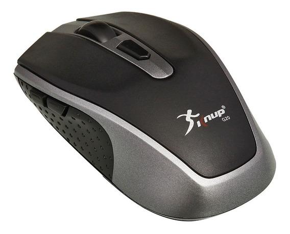 Mouse Óptico Sem Fio 6 Botões G20 Wireless 2.4g 1600 Dpi