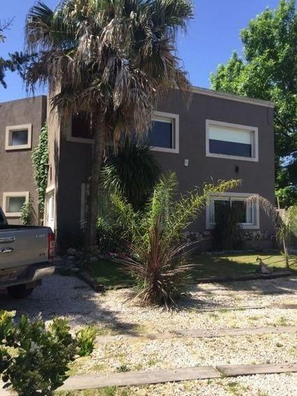 Casa 4 Ambientes En Barrio Cerrado Las Lajas. Gral Rodriguez