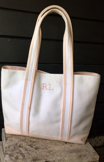 Bolsa De Algodão Ralph Lauren