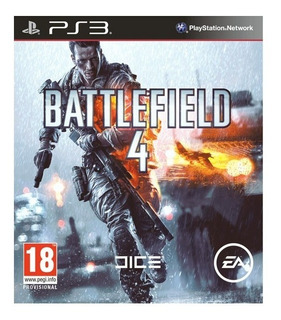 Battlefield 4 Juego + Regalo W2k16 Original Ps3