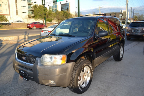 Ford Escape 3.0 Xlt Piel At 2003