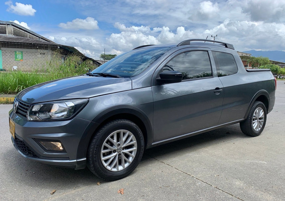 Volkswagen Saveiro 1.6 Plus 2018