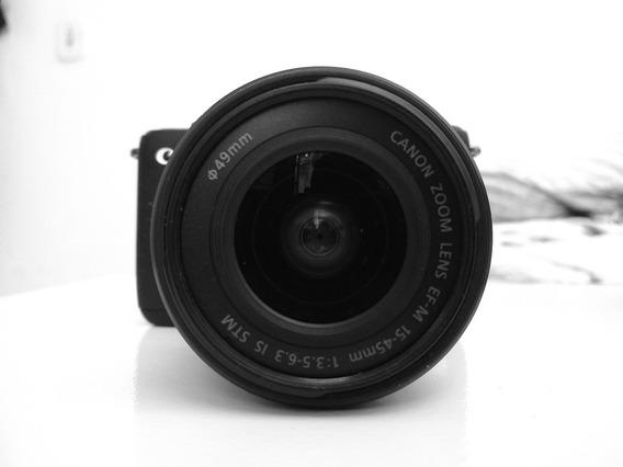 Câmera Canon M10