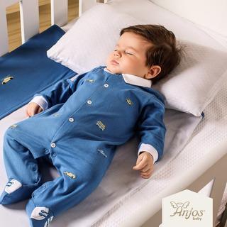 Macacão Longo Bebê Menino - Carros - Anjos Baby