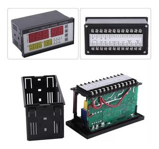 Controlador Humedad Temperatura Termostato Higrostato Xm-18
