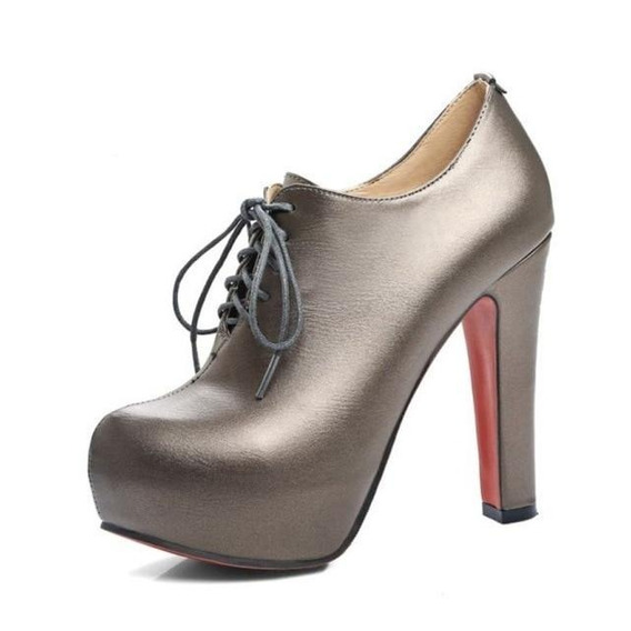 Ankle Boot Feminina Taoffen 47183 Importado Frete Grátis