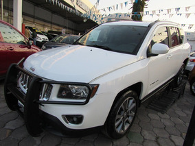 Jeep Compass 2.4 Limited 4x2 At Blanco 2015
