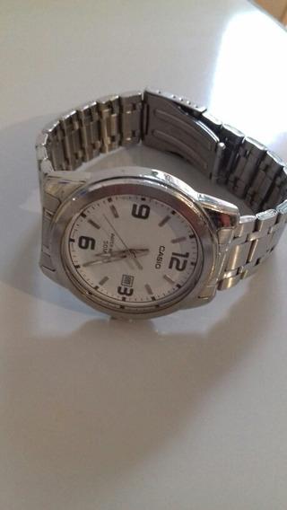 Relógio Casio Mtp-1314 Analógico A158 (usado)