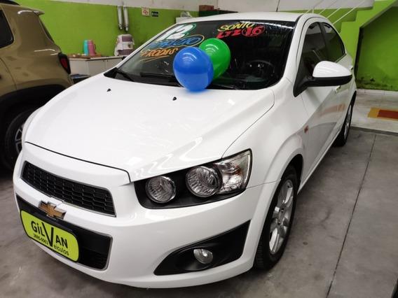 Chevrolet Sonic Sedan 1.6 16v Ltz 5p Completo