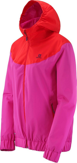 Camperas Salomon - Mujer - Primary Jkt Impermeable