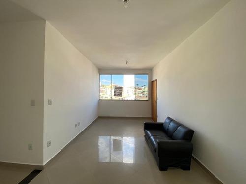 Imagem 1 de 24 de Apartamento À Venda, 3 Quartos, 1 Suíte, 2 Vagas, Arvoredo - Contagem/mg - 24990