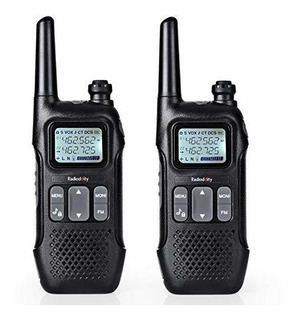 Radioddity Fs-t1 Frs Radio Bidireccional De Largo Alcance Si