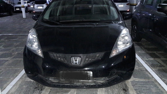 Honda Fit 1.4 Lx Flex 5p 2010