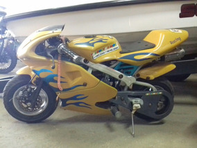 Mini Moto 50cc Revisada.