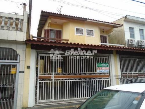 Imagem 1 de 19 de Venda Sobrado 3 Dormitórios Parque Continental I Guarulhos R$ 500.000,00 - 33230v