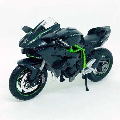 Miniatura Moto Kawasaki Ninja H2r 1:12 Maisto