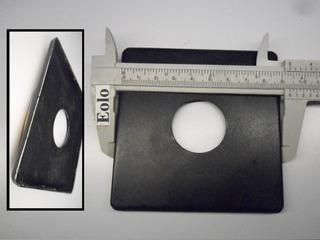 Graflex Outras 4x5 Lensboard Suporte Lente Grande Formato &