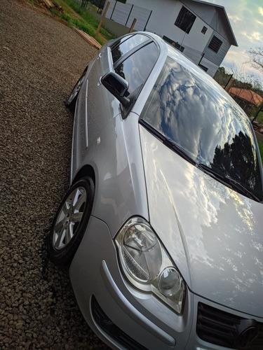 Imagem 1 de 6 de Volkswagen Polo 2009 1.6 Vht Sportline Total Flex 5p