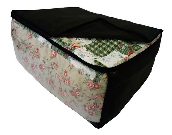 Capa Porta Edredom Cobertor Toalha Roupas Em Tnt - Unitário