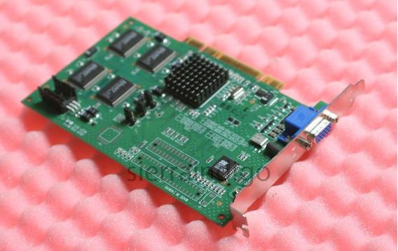 Placa De Video Sun Raptor Gfx Pgx32 8/24-bit Color 370-3753