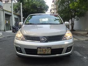 Nissan Tiida Sedan Premium 2007 Aut, Increible Oportunidad!
