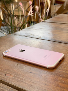 iPhone 7 Rosa Hermoso