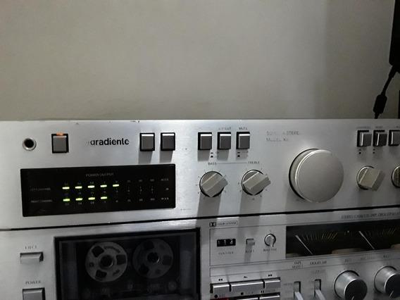 Amplificador Gradiente Compo 166 Classe A