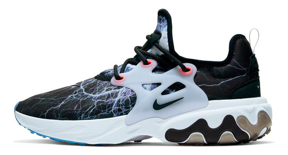 Escalofriante Boda Dios  Nike Presto Negras - Zapatillas en Mercado Libre Argentina