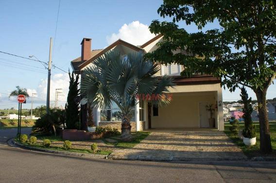 Linda Casa - 219m² - Condomínio Terras Do Vale - Ca0663