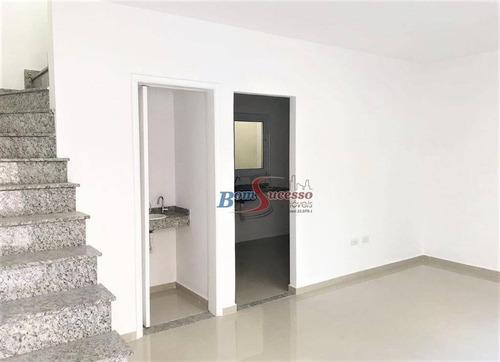 Imagem 1 de 16 de Sobrado Com 3 Dormitórios À Venda, 134 M² Por R$ 450.000,00 - Vila Formosa (zona Leste) - São Paulo/sp - So1165