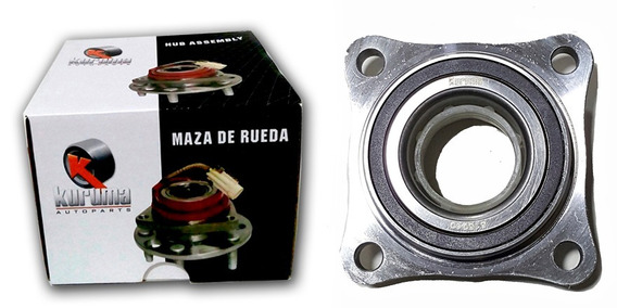 Mozo De Rueda Delantera Toyota Fortuner (sin Abs) Nuevo