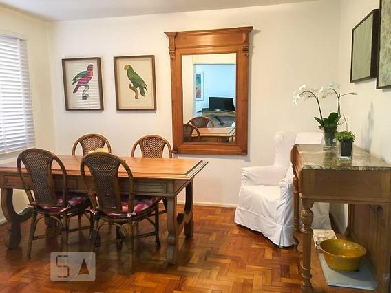 Apartamento Para Aluguel - Jardim Paulista, 2 Quartos, 110 - 893115885