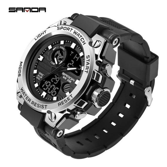 Relógio Esportivo G- Shock Sanda À Prova D