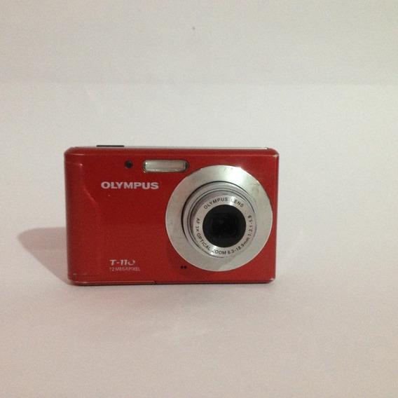 Câmera Digital Olympus T-110 ( Retirar Peças )