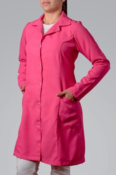 Jaleco Colorido Feminino Acinturado, Medicina Veterinária
