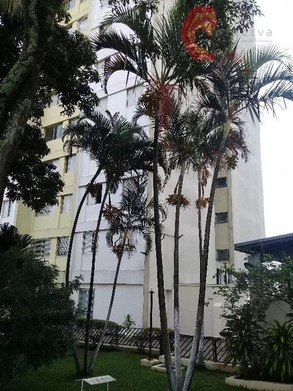 Apartamento Residencial À Venda, Vila Invernada, São Paulo. - Ap1659
