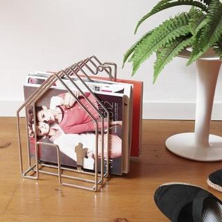 Revistero Diseño Minimalista Decoracion Wirehouse