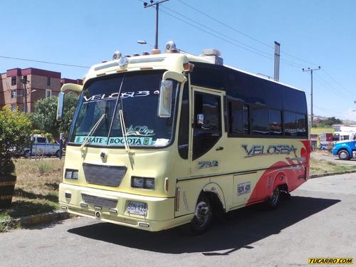 Microbuses Intermunicipales