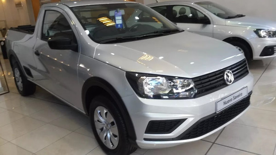 Volkswagen Saveiro Trendline 1.6 Gp Cabina Simple 2020
