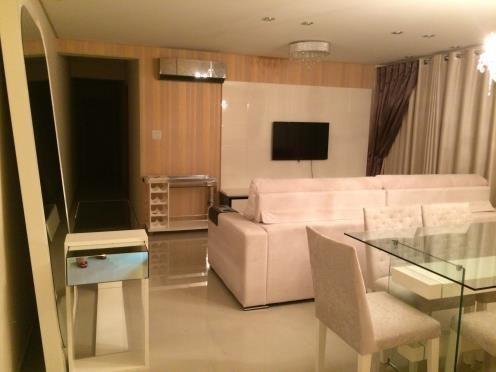 Apartamento Em José Menino, Santos/sp De 151m² 3 Quartos À Venda Por R$ 1.088.000,00 - Ap85120