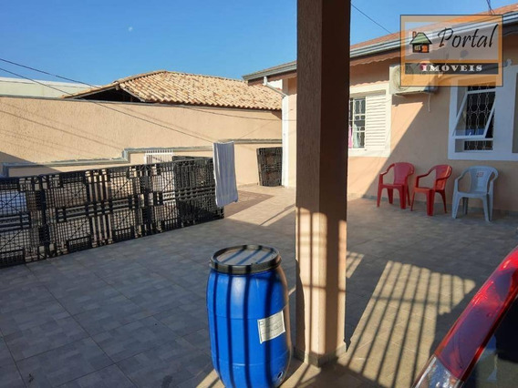 Casa No Jardim Guanciale Em Campo Limpo Paulista Sp. - Ca0521