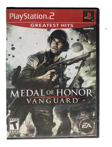 Medal Of Honor: Vanguard - Playstation 2 Original- Americano