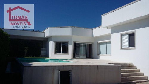 Imagem 1 de 22 de Casa Com 3 Dormitórios À Venda, 320 M² Por R$ 1.100.000,00 - Condomínio Village Serra - Araçoiaba Da Serra/sp - Ca0755