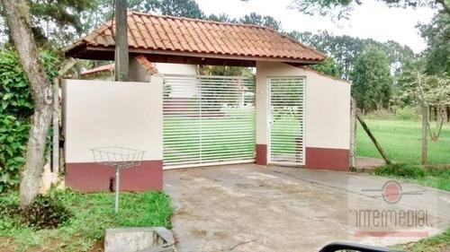 Chácara Com 4 Dormitórios À Venda, 5016 M² Por R$ 1.060.000 - Estância Ubaitaba - Boituva/sp - Ch0590