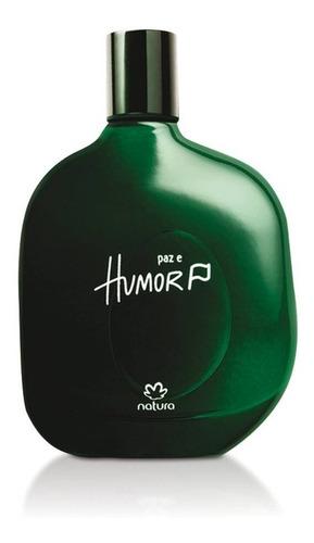 Paz E Humor Masculino Natura - mL a $933