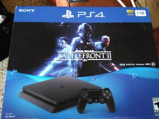 Play Station 4 Star Wars Battlefront Ii ,1 Tb