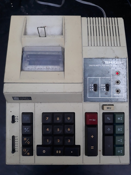Calculadora Eletrônica Sharp
