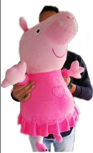 Pepa Pig De Peluche Grande De 70 Cms. Mas Envio Gratis